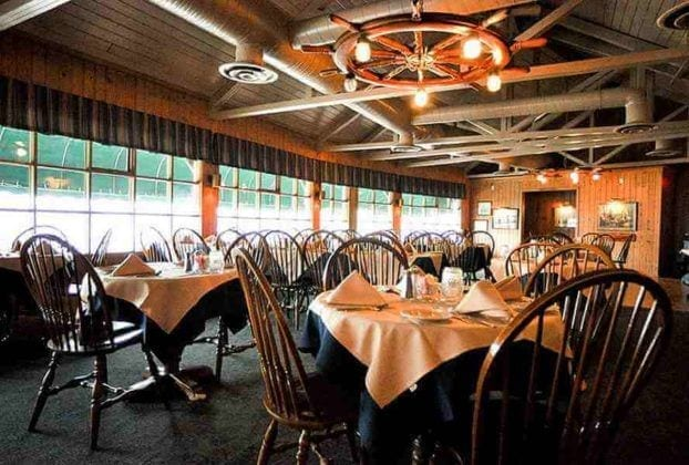 NJ Events Lobster House Interior Cape May