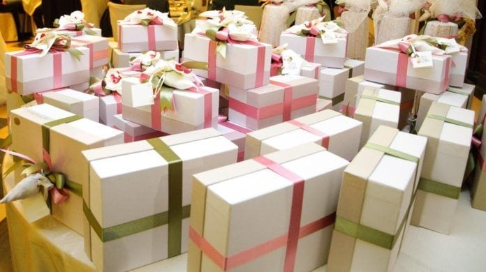 Make sure you ask registry consultants these 8 questions - wedding registry - gift ideas - K'Mich Weddings + Events Philadelphia PA