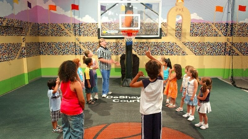 Museums for Kids, Garden State Discovery Museum, NJ