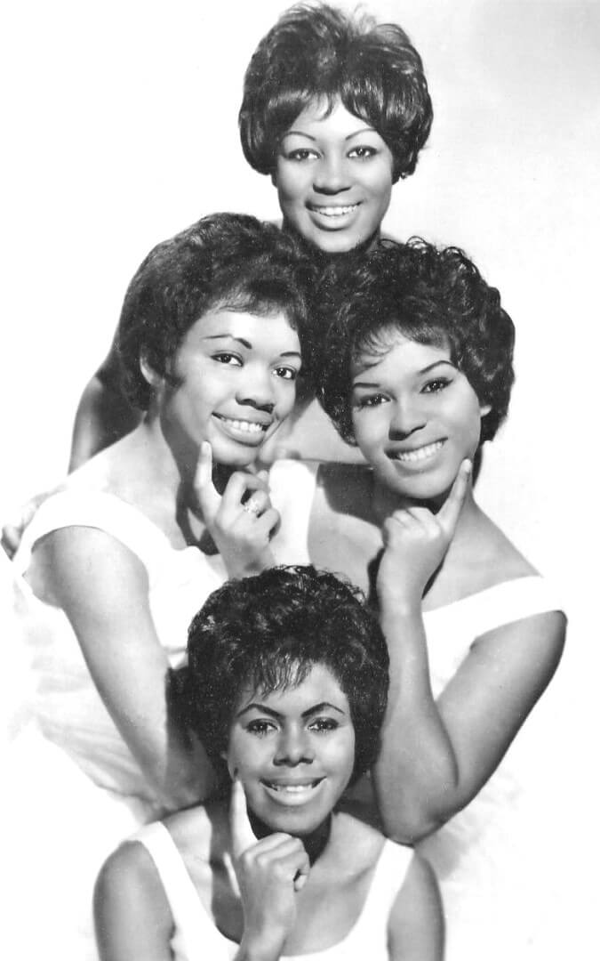 Micki Harris and The Shirelles