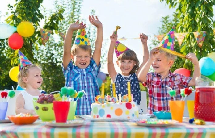 The Best Outdoor Birthday Party Ideas For Kids Of Nj