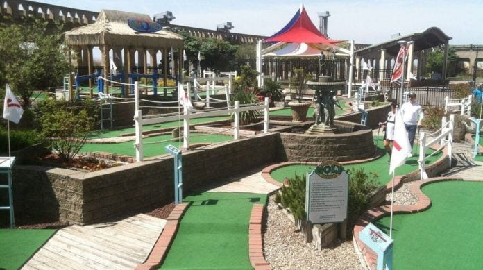Best Places to Play Mini Golf in NJ
