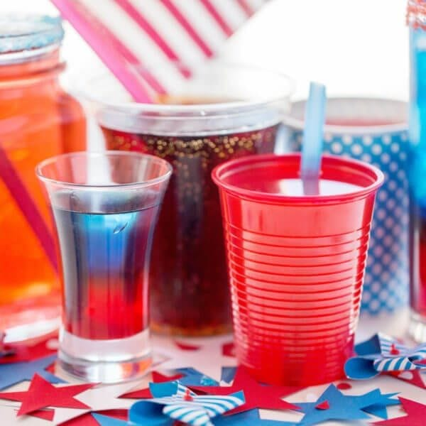 4th of July Cocktails