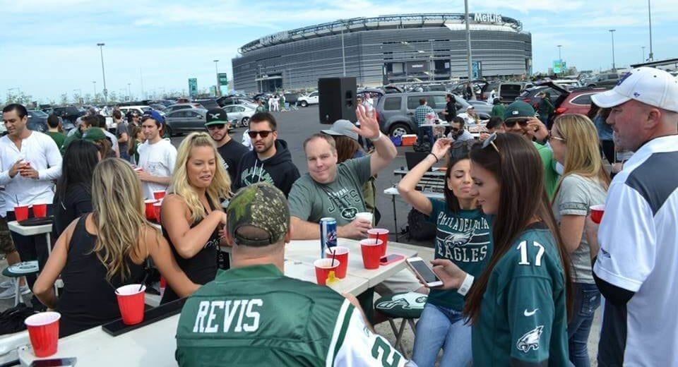 Best Tailgating Parties