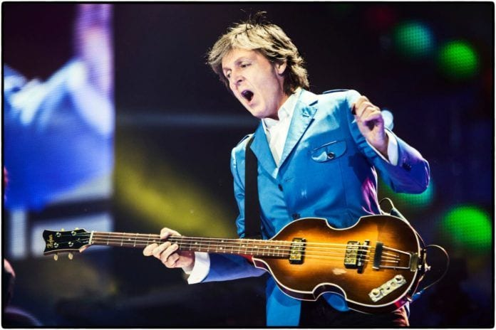 Paul McCartney Rocks NJ