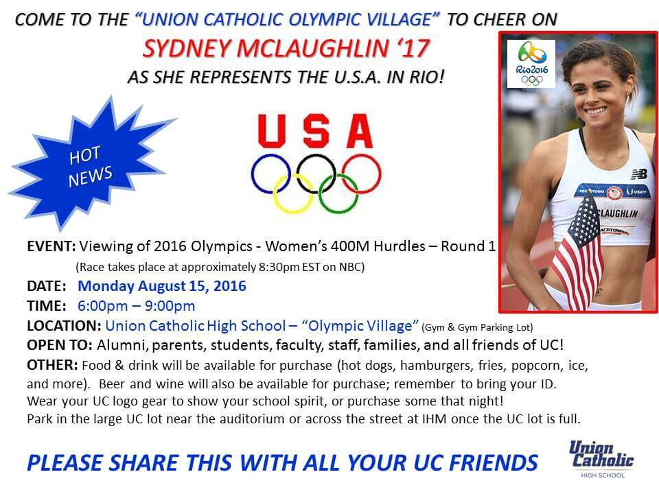Olympians from New Jersey