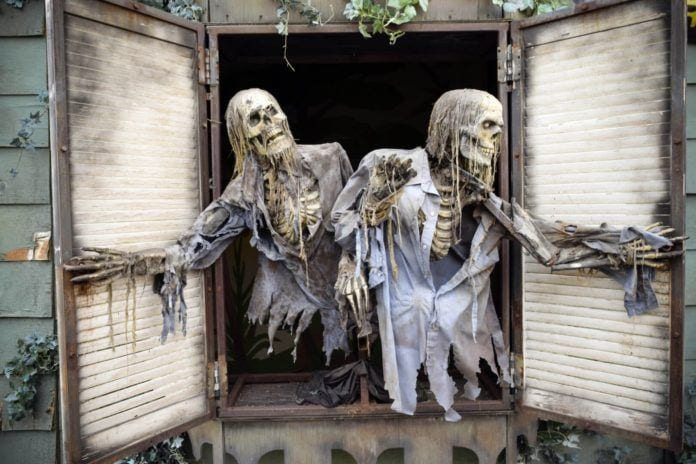 Best Haunted Attractions in NJ