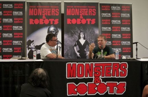 Monsters & Robots Con