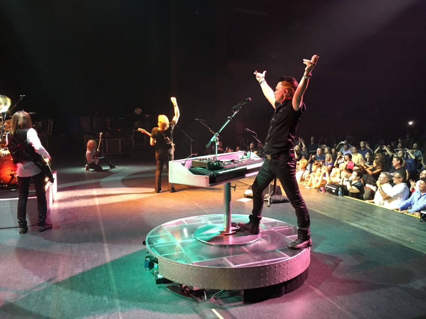 Backstage with Renegade Rockers Styx