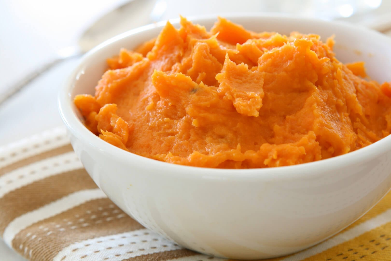 Healthy Thanksgiving Side Dishes: Sweet Potatoes