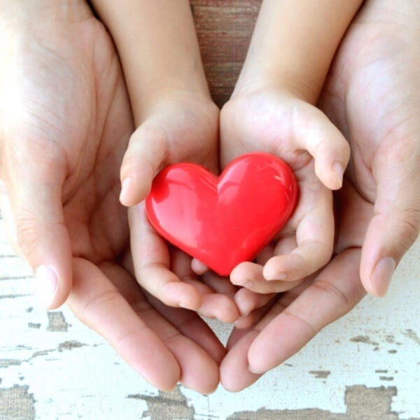 Heart Month: A Day with Heart