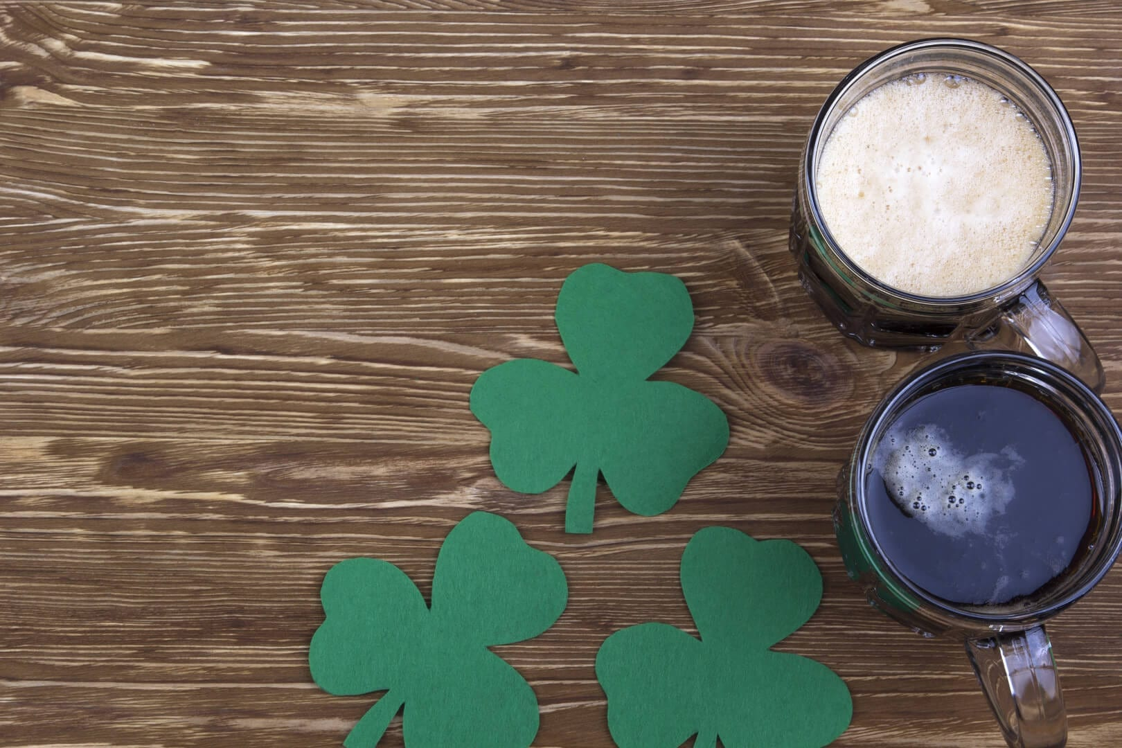 jersey-brewed stouts for st. patrick's day