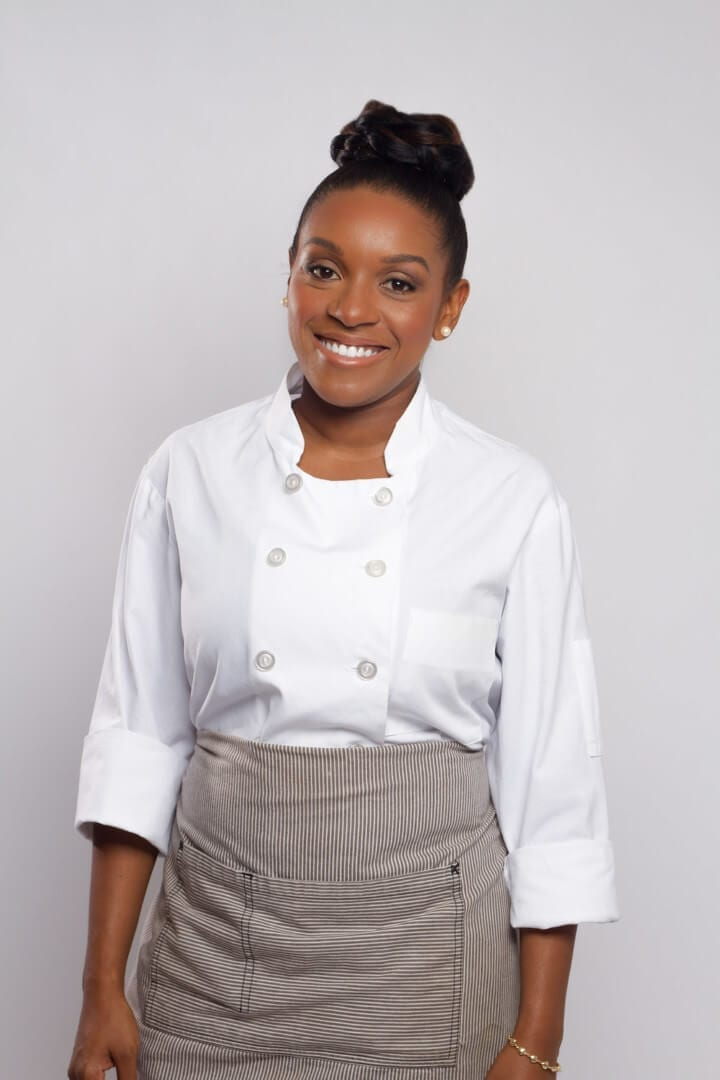 Up Close with Chef Lex Grant