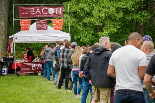 Beer BBQ Bacon Showdown in Morristown