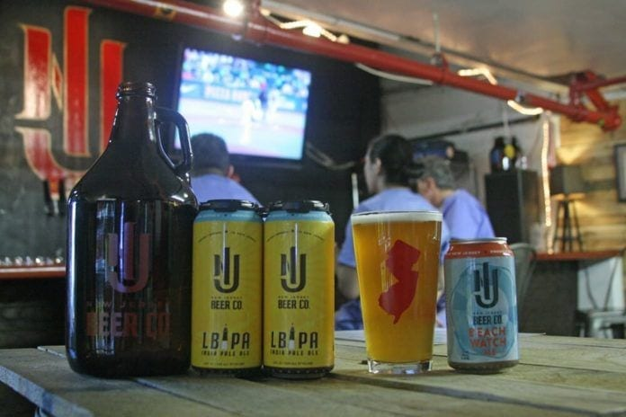new jersey beer co, brew jersey