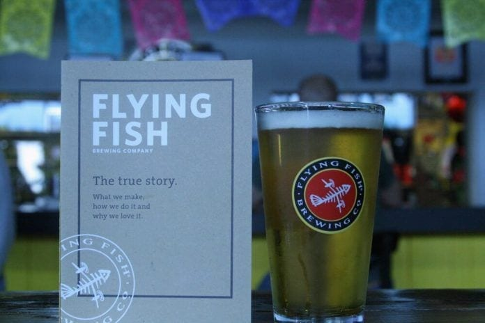 brew jersey, flying fish brewing