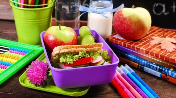 healthy lunch, lunch ideas, back to school