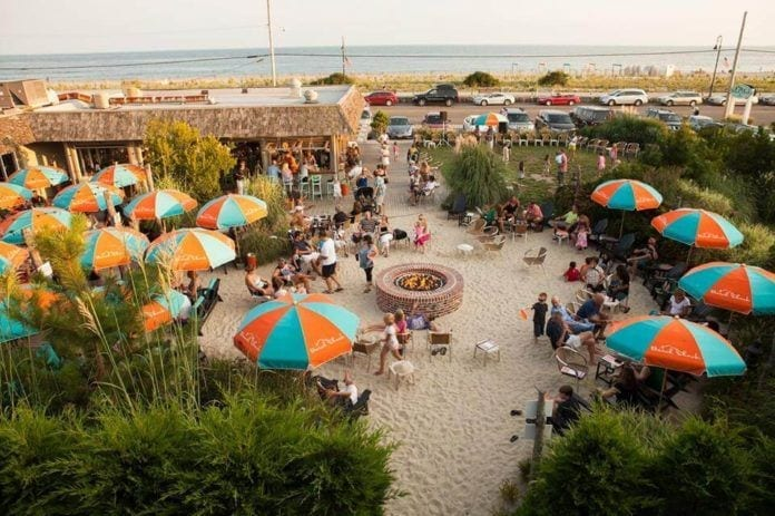 Best Outdoor Bars in NJ