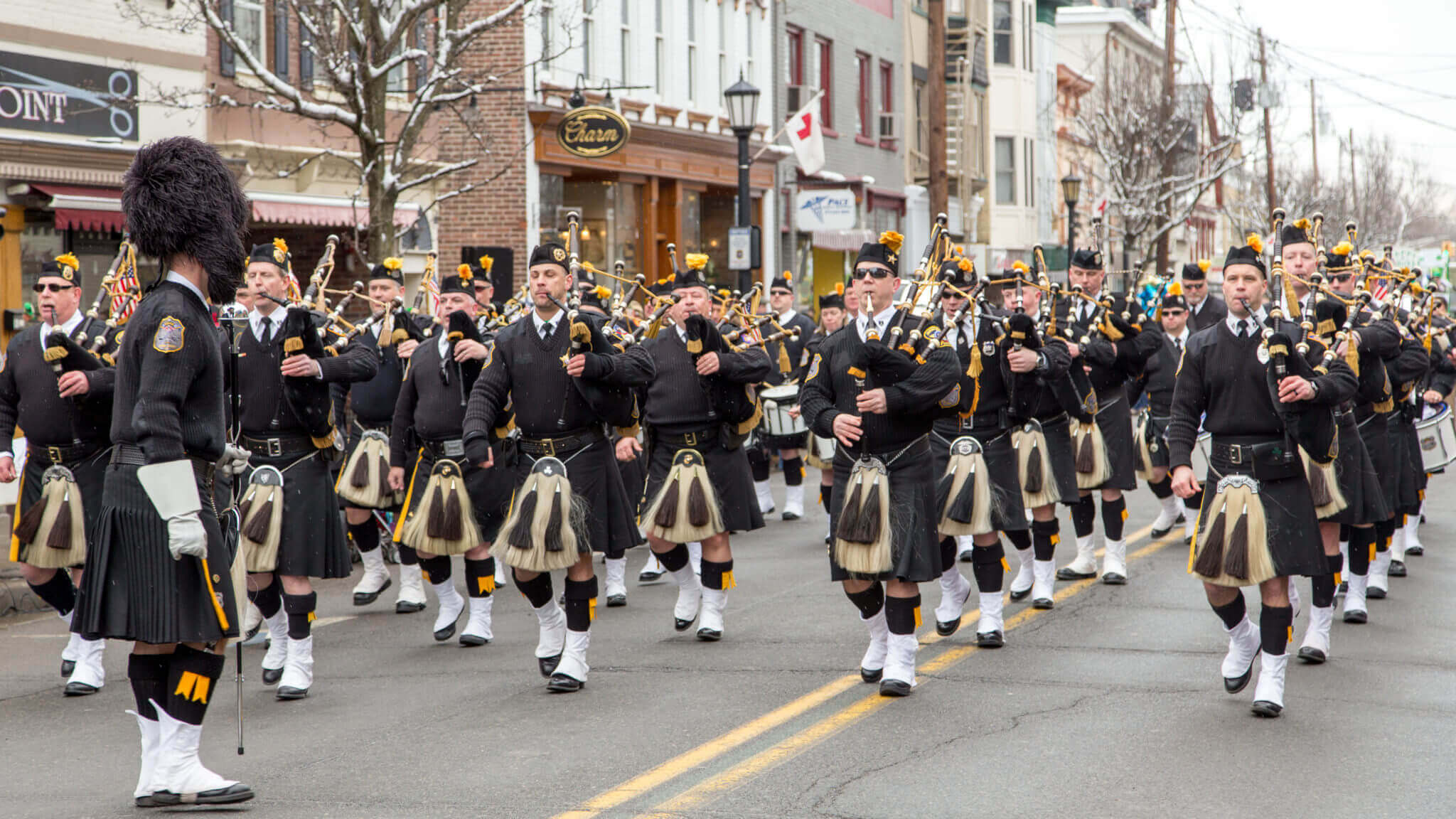Sussex County St. Patrick's Day Parade
