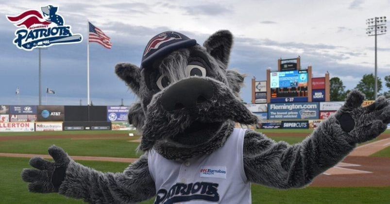 Somerset Patriots at TD Bank Ballpark