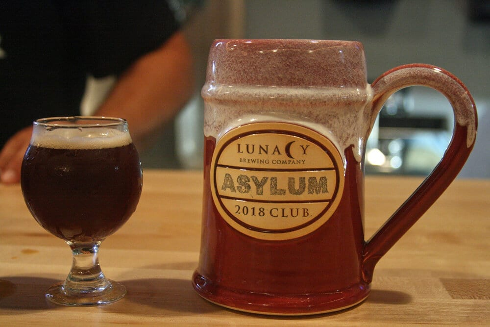 lunacy brewing