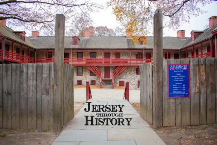 Jersey Through History, The Old Barracks Museum