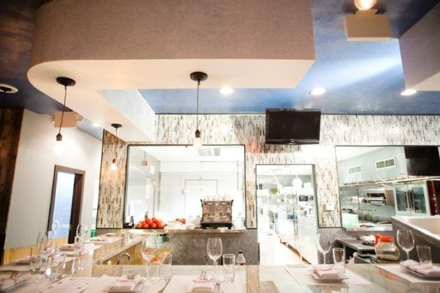 Another Interior Shot from Fin Raw Bar & Kitchen in Montclair, Seafood Restaurant