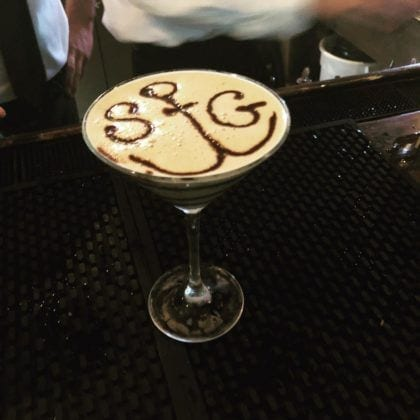 Shipwreck Grill Design Cocktail