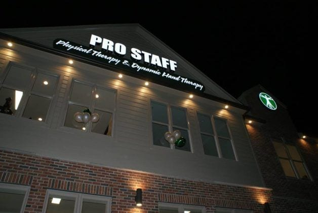 Pro Staff Physical Therapy Nutley Exterior