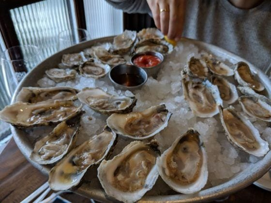 Best Oysters New Jersey Dock's Oyster House