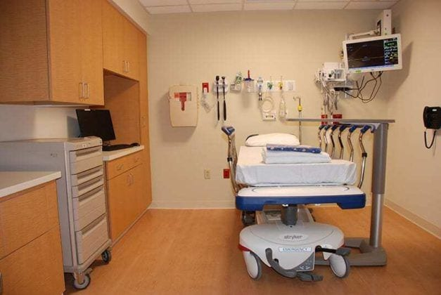 Hackensack University Medical Center best hospitals new jersey