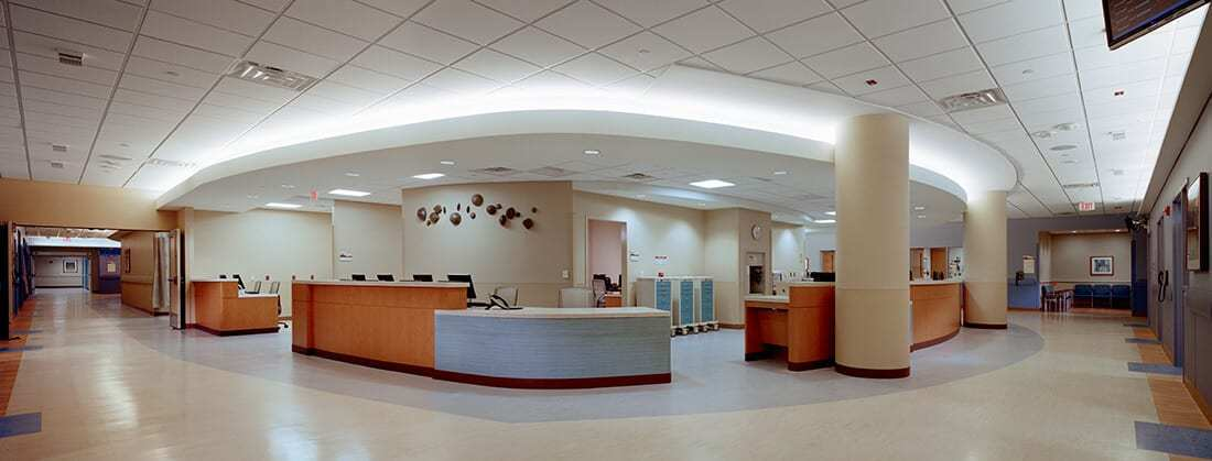 Jersey Shore UMC urgent care centre