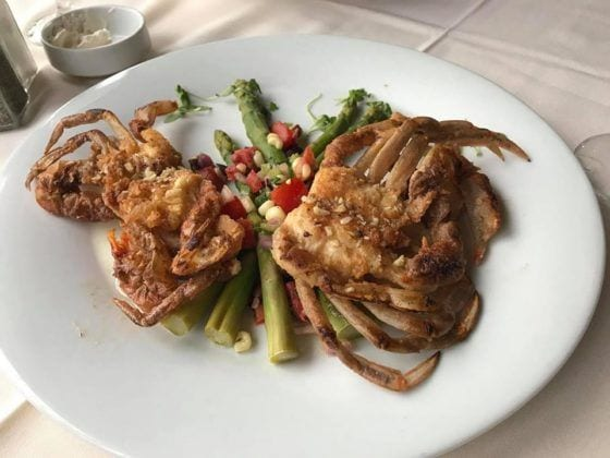 Knife and Fork Inn Best Seafood New Jersey