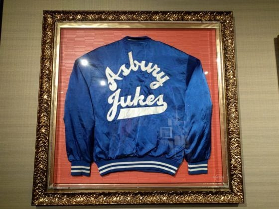 Asbury Jukes Jacket Worn by Southside Johnny.