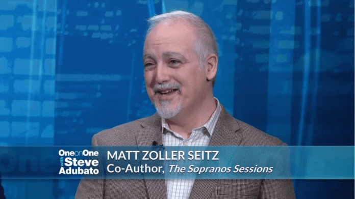 Co-Author of The Sopranos Sessions