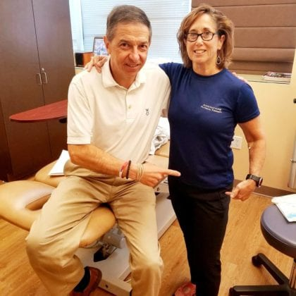 AmeriCare Physical Therapy Patient