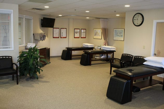 Carroll Physical Therapy Interior