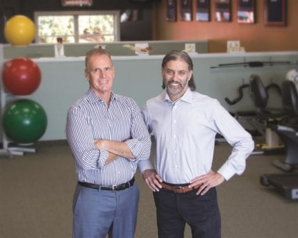 Excel Orthopedic Physical Therapy Owners and Founders