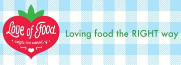 love of food logo