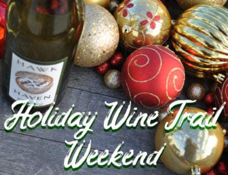 Holiday Wine Trail