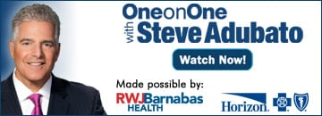One on One with Steve Adubato