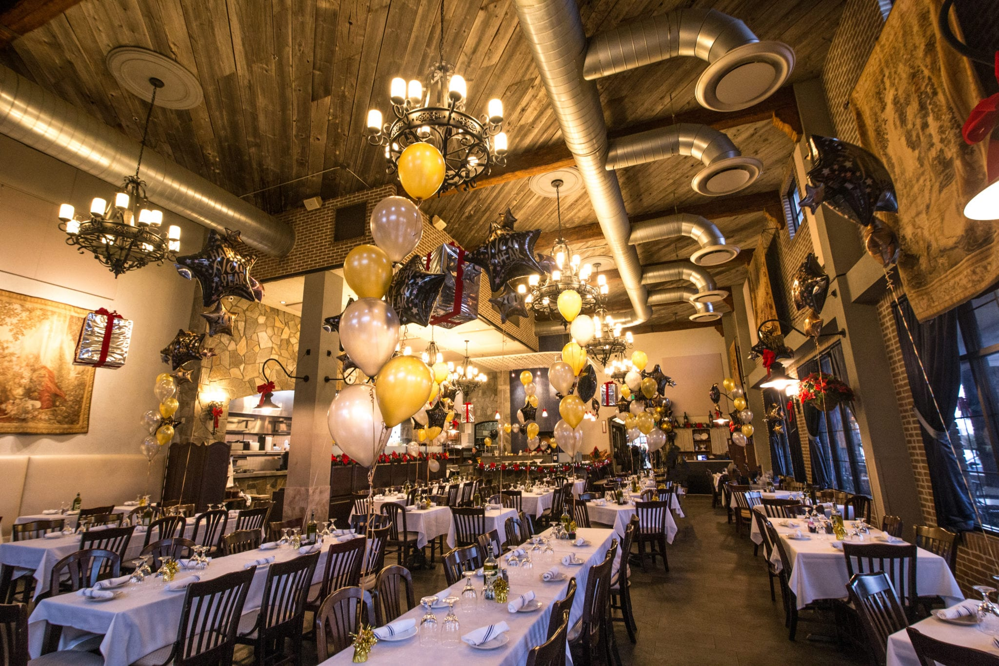 New Year's Eve with il Vecchio Café