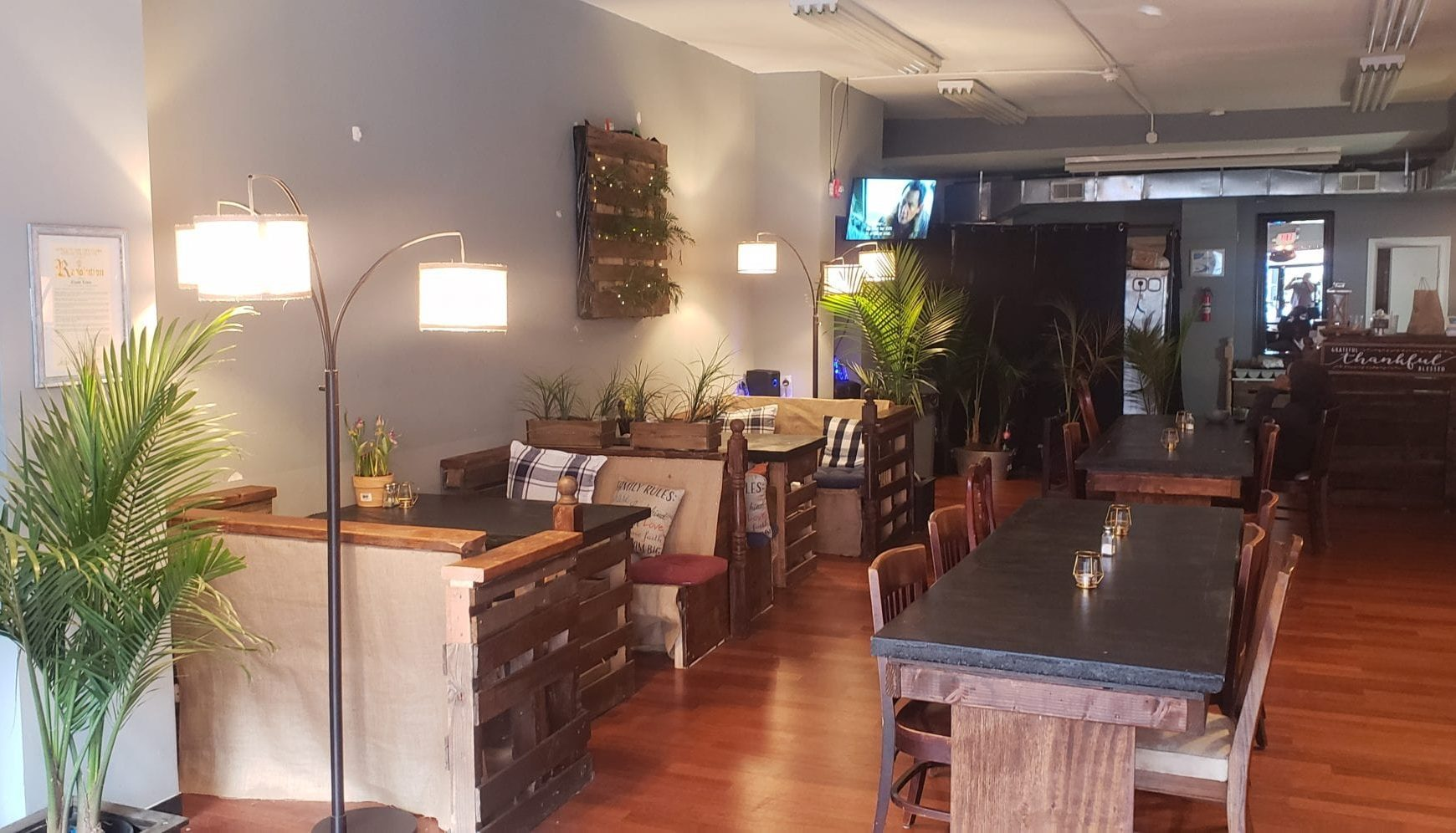 Decoration Sous Sol 2015 freetown road project brings west indian cuisine to jersey city