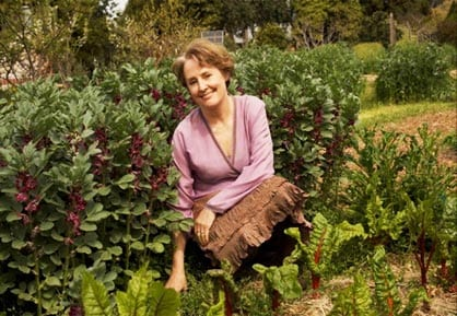 Chef Alice Waters