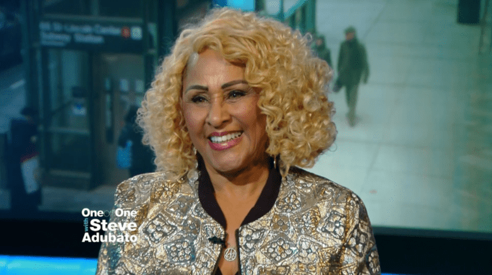 Darlene Love Smiling