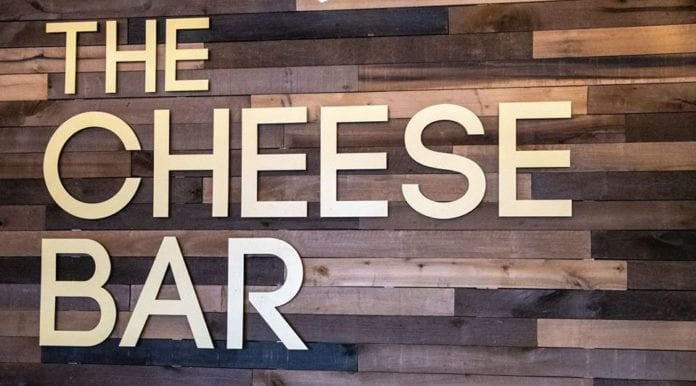 The Cheese Bar logo