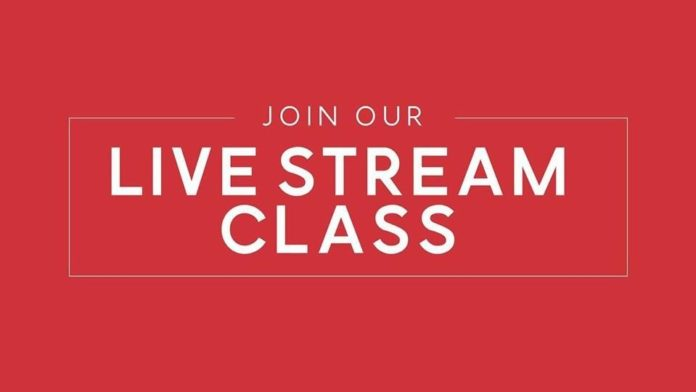 Pure Barre Live Stream Logo