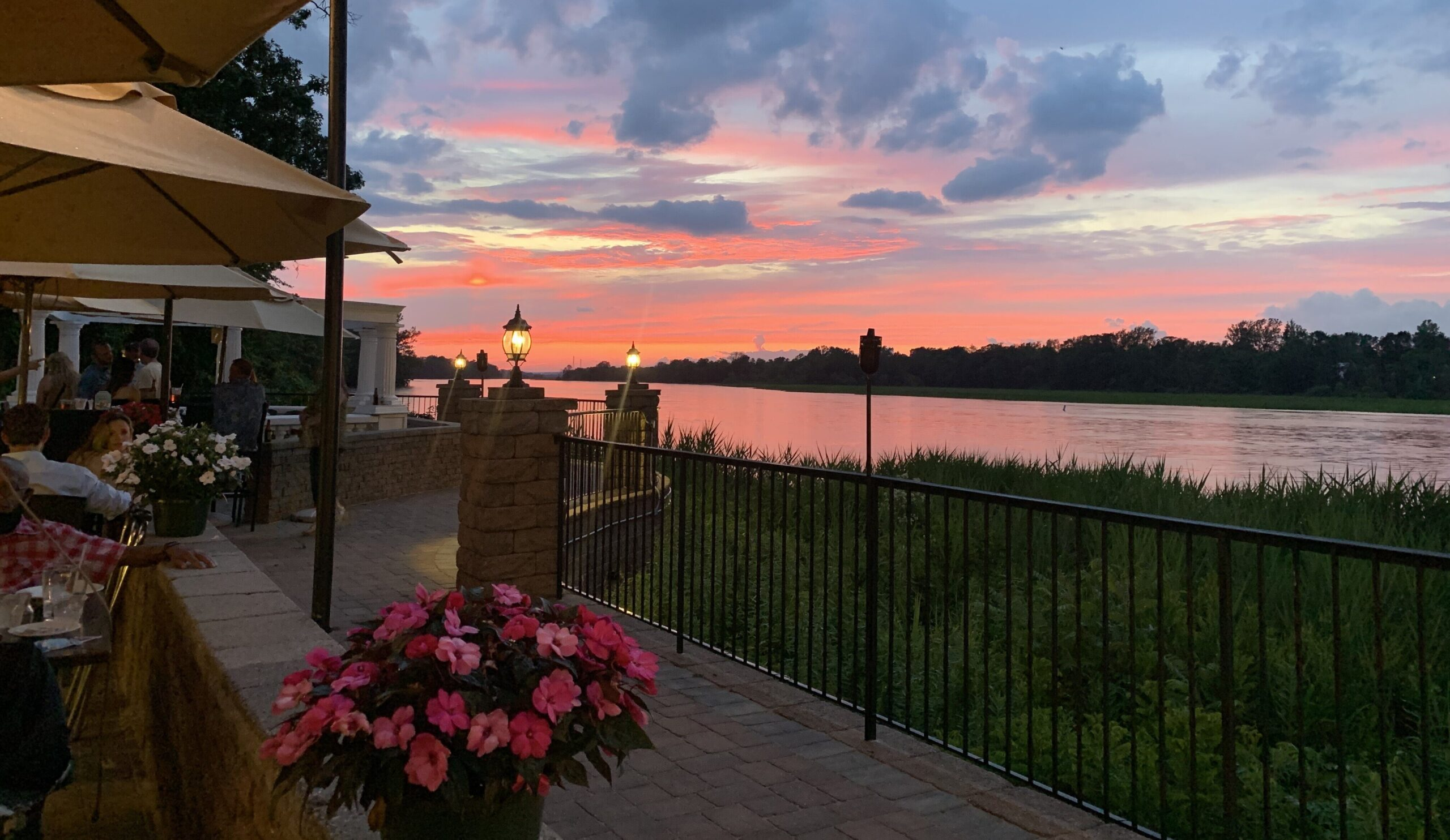 Romantic Restaurants With The Best Views In New Jersey Best Of Nj