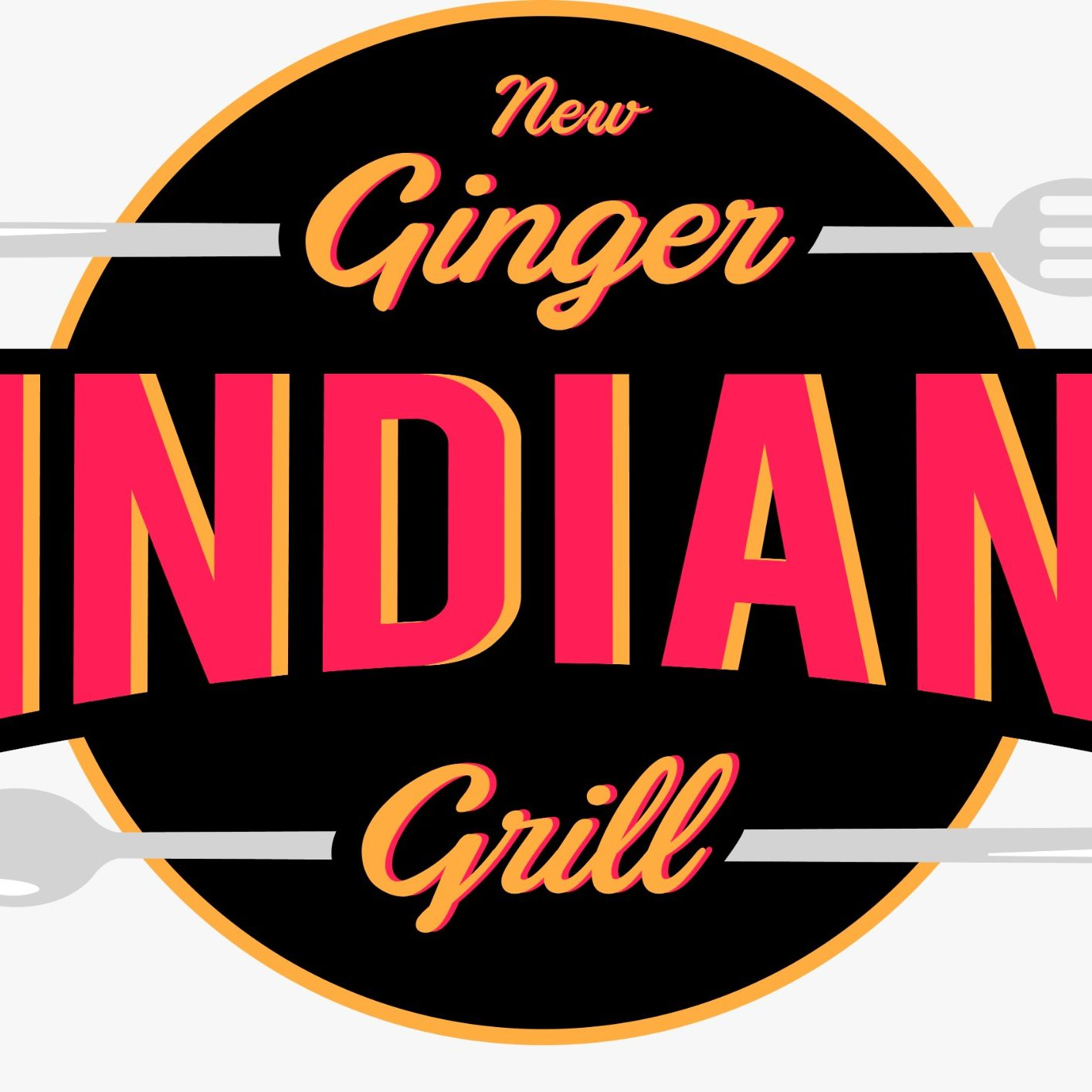 New Ginger Indian Grill Logo