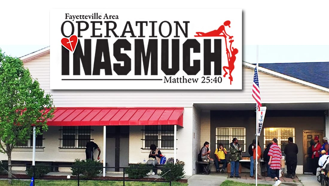 Building Together—Our Partnership with Fayetteville Area Operation Inasmuch